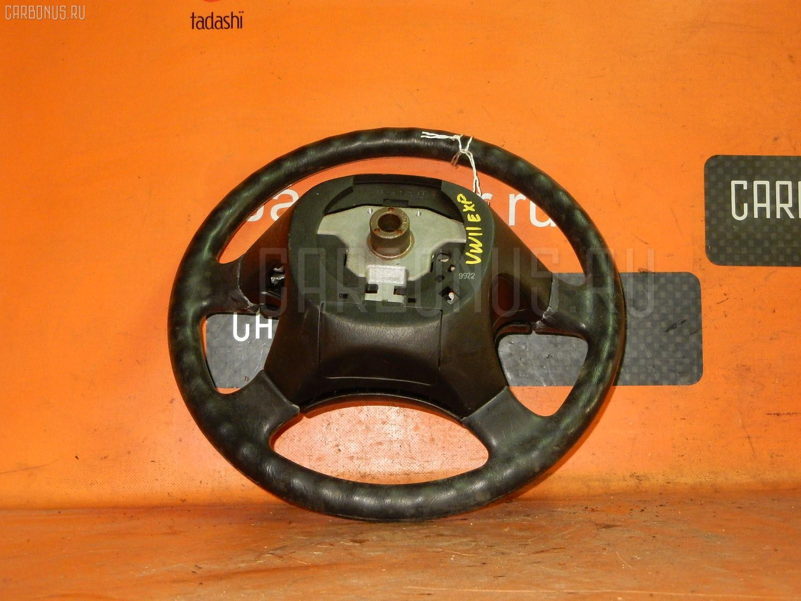 Руль NISSAN EXPERT VW11. Фото 4