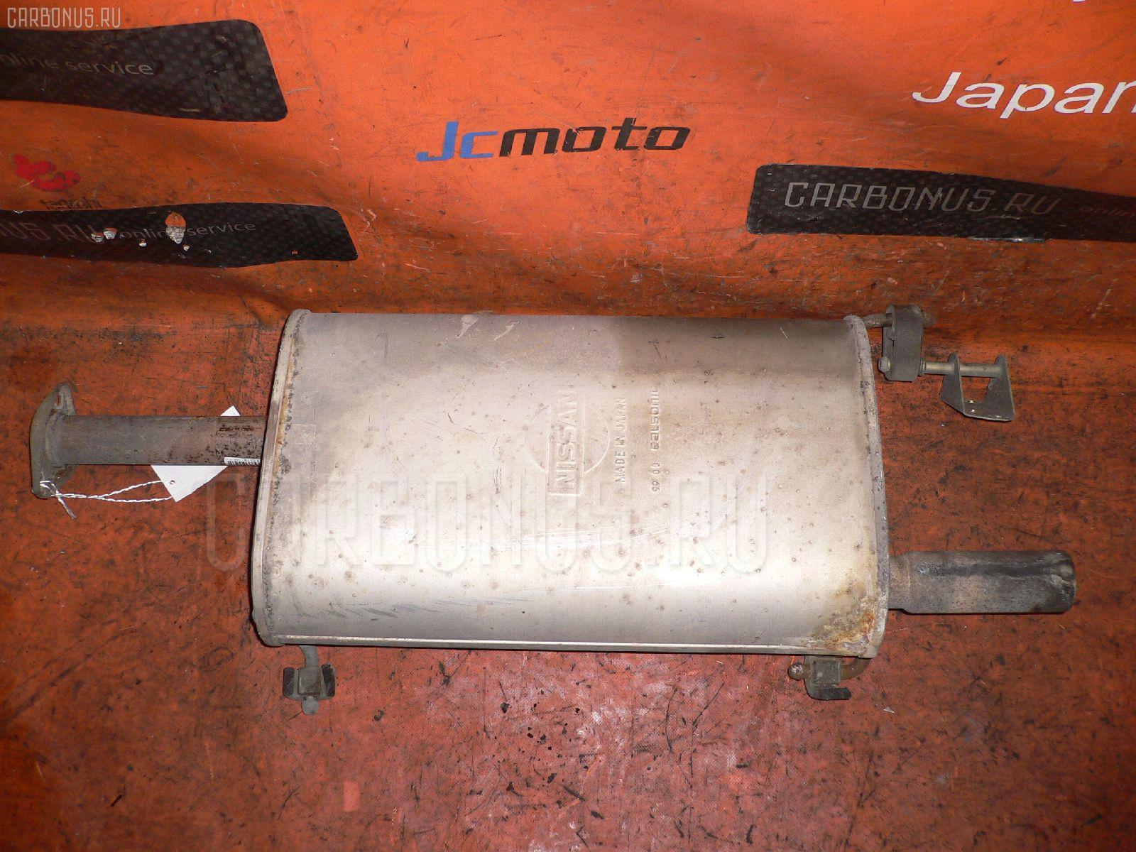 Глушитель NISSAN EXPERT VW11 QG18DE. Фото 9