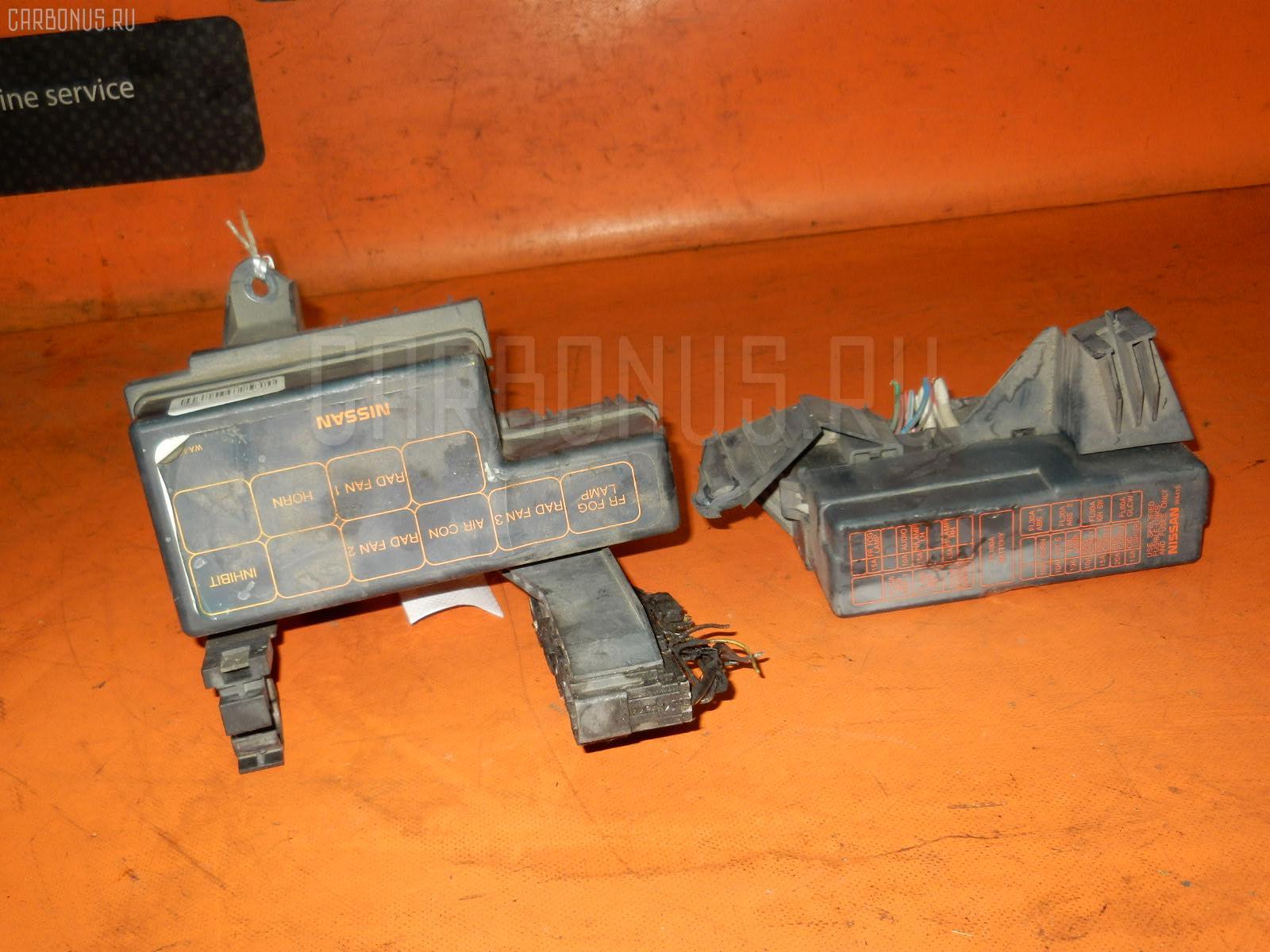 Блок предохранителей NISSAN EXPERT VW11 QG18DE. Фото 5