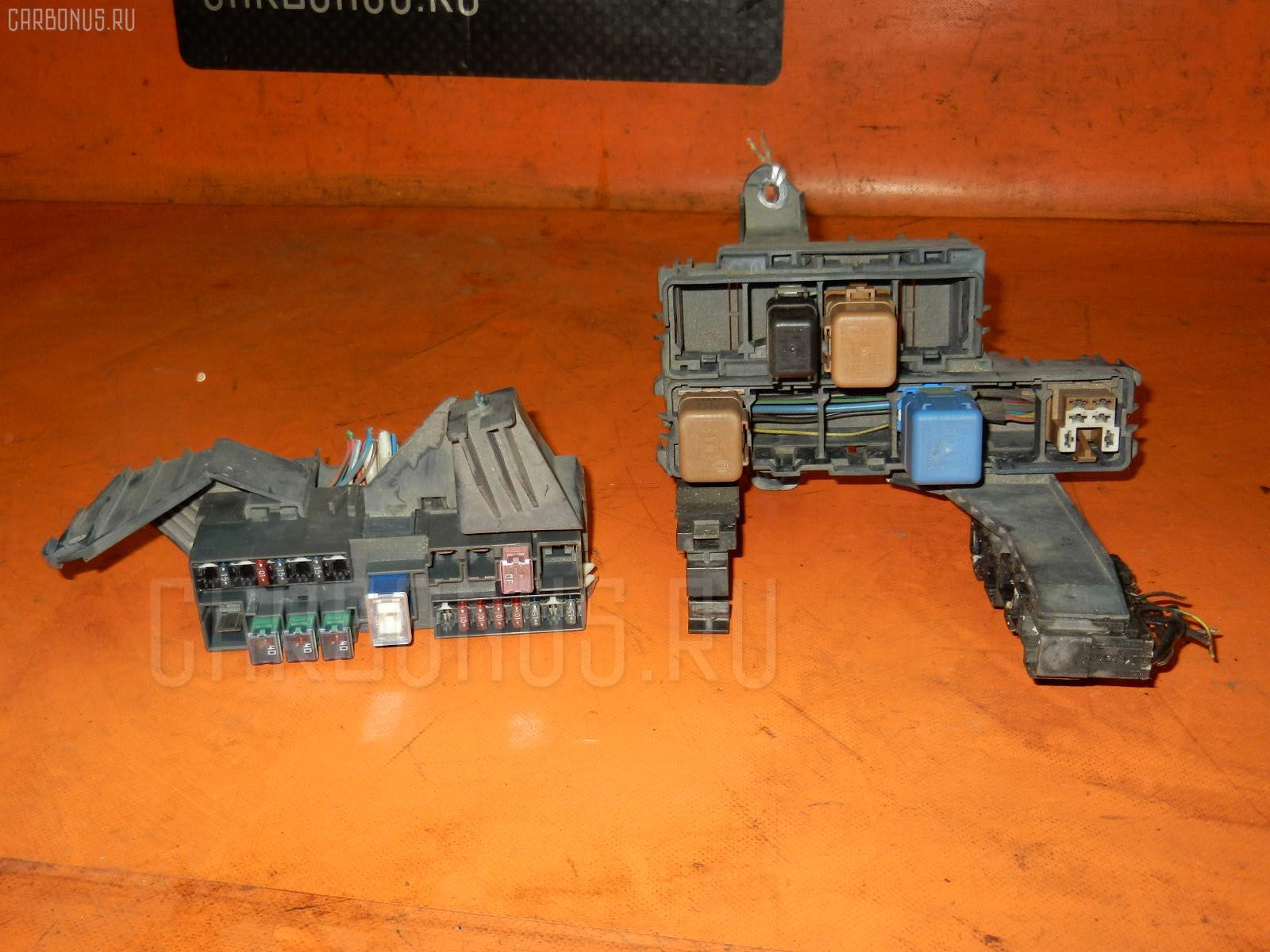 Блок предохранителей NISSAN EXPERT VW11 QG18DE. Фото 6