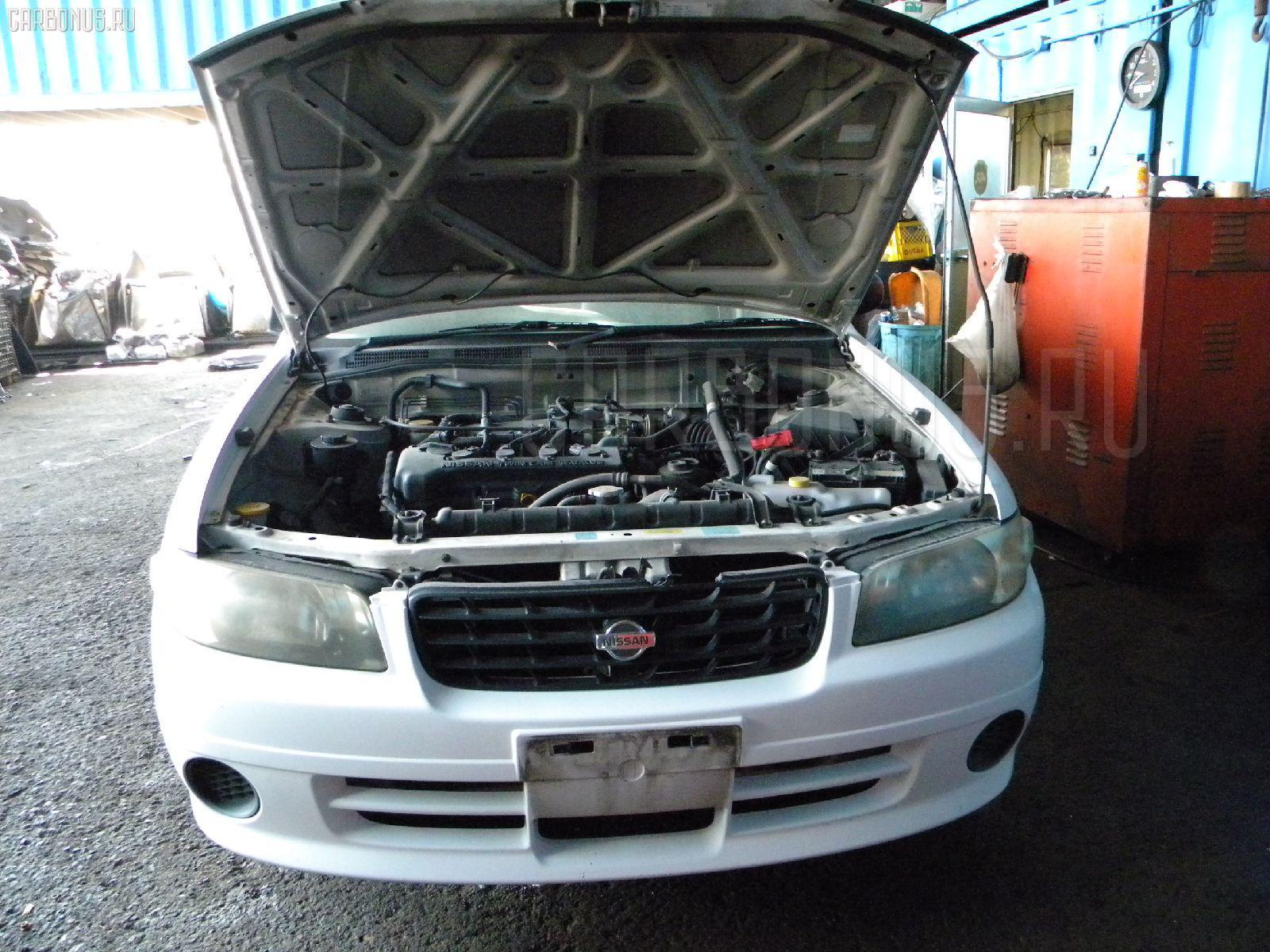 Мотор привода дворников NISSAN EXPERT VW11 Фото 4