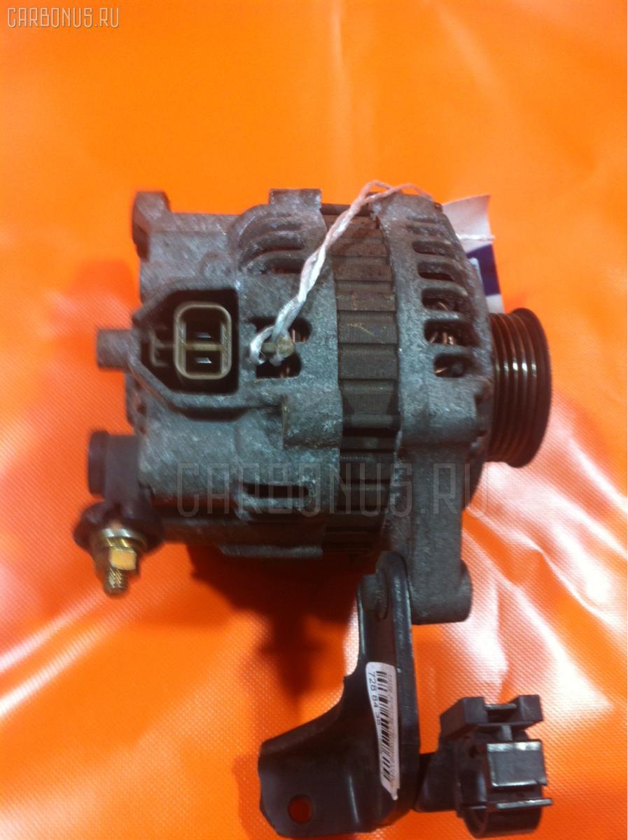 Генератор NISSAN EXPERT VW11 QG18DE. Фото 4