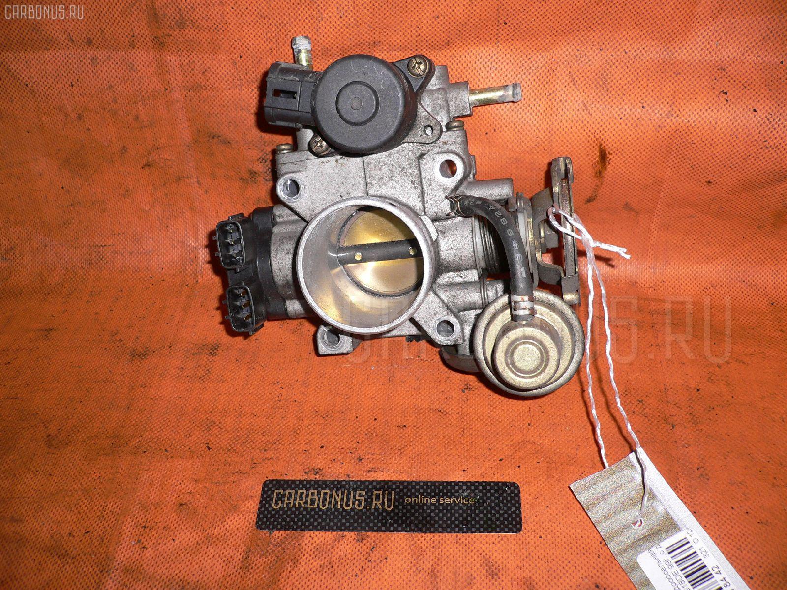 Дроссельная заслонка NISSAN EXPERT VW11 QG18DE. Фото 5