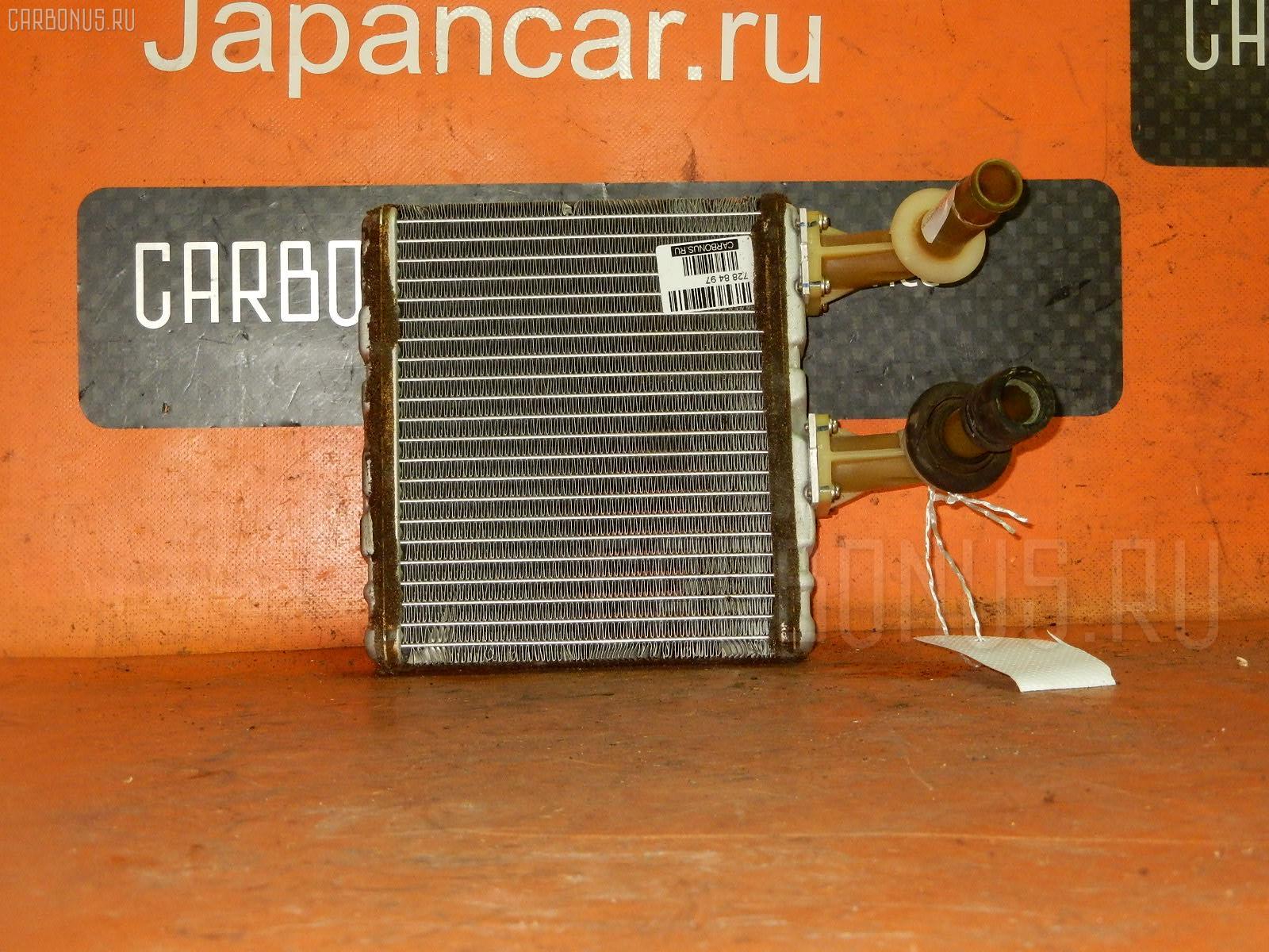 Радиатор печки NISSAN LAUREL HC35 RB20DE. Фото 5