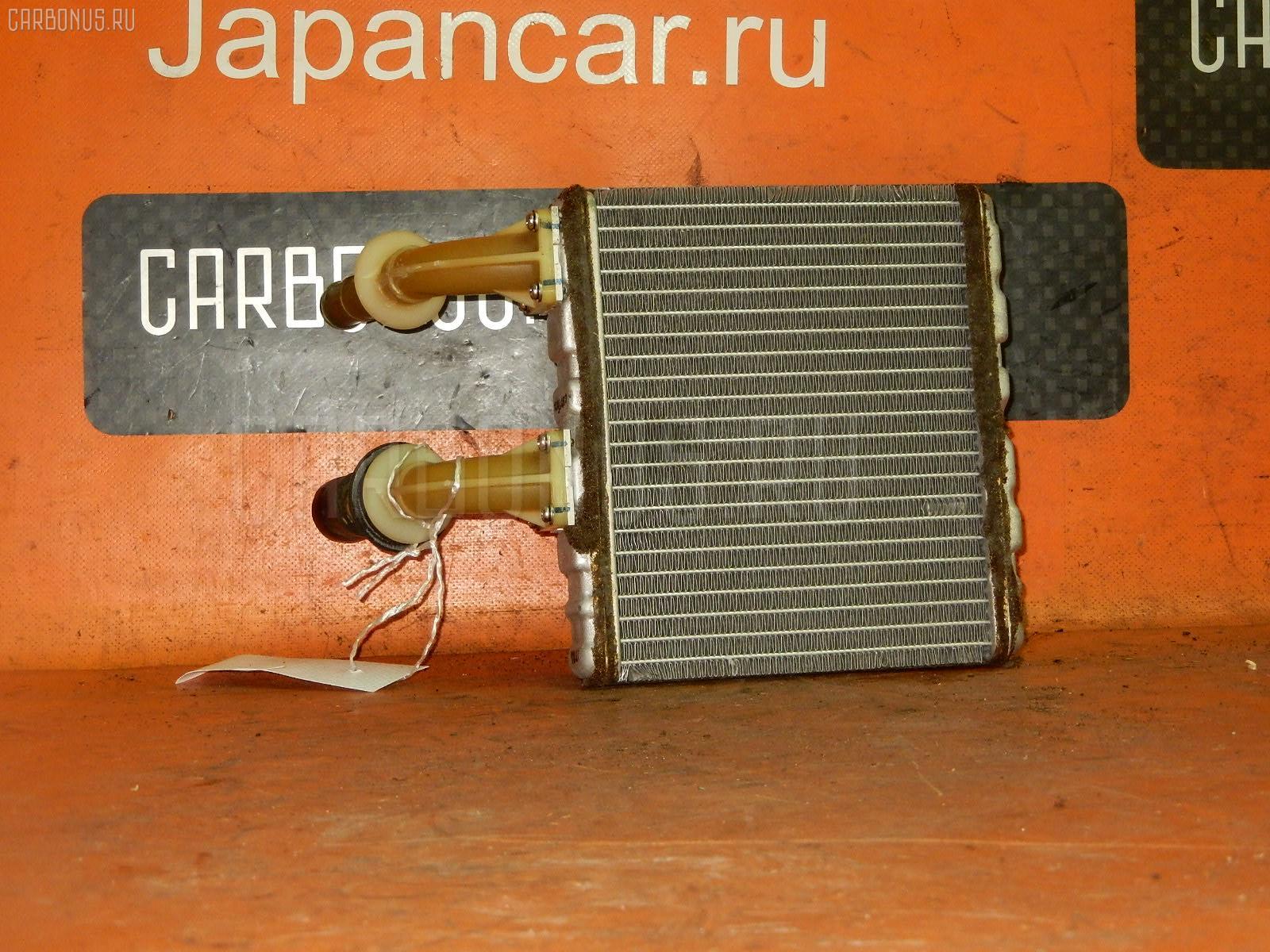 Радиатор печки NISSAN LAUREL HC35 RB20DE. Фото 6