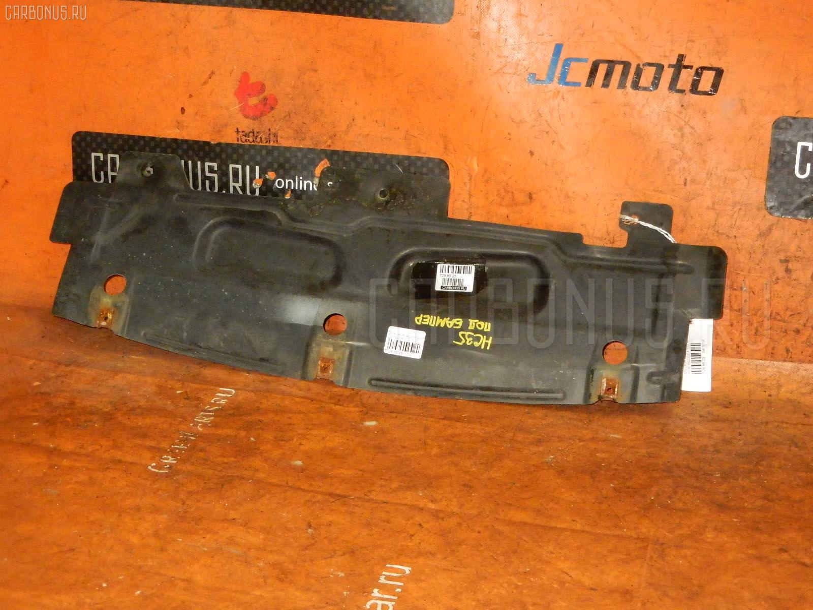 Защита двигателя NISSAN LAUREL HC35 RB20DE. Фото 9