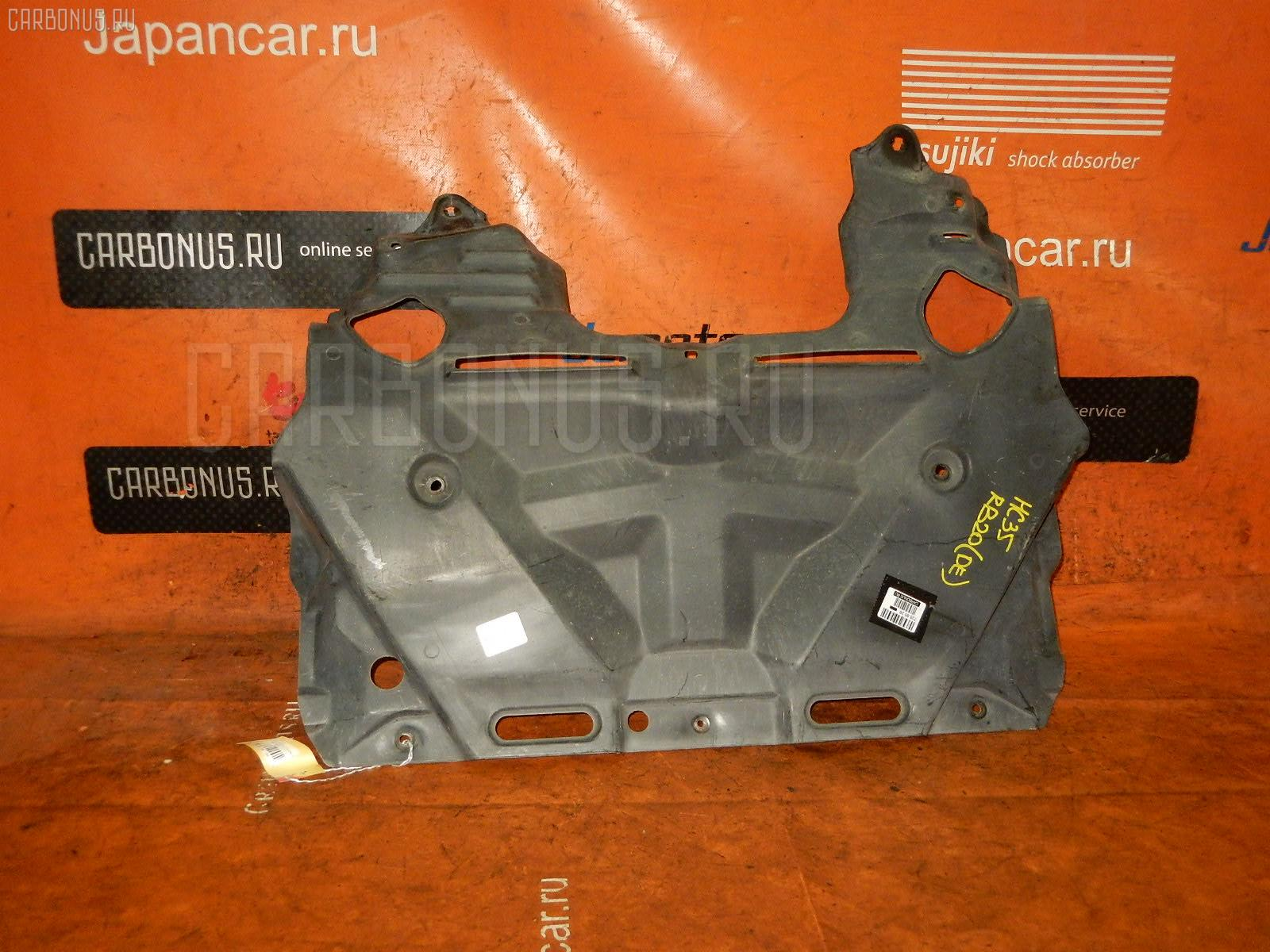 Защита двигателя NISSAN LAUREL HC35 RB20DE. Фото 10