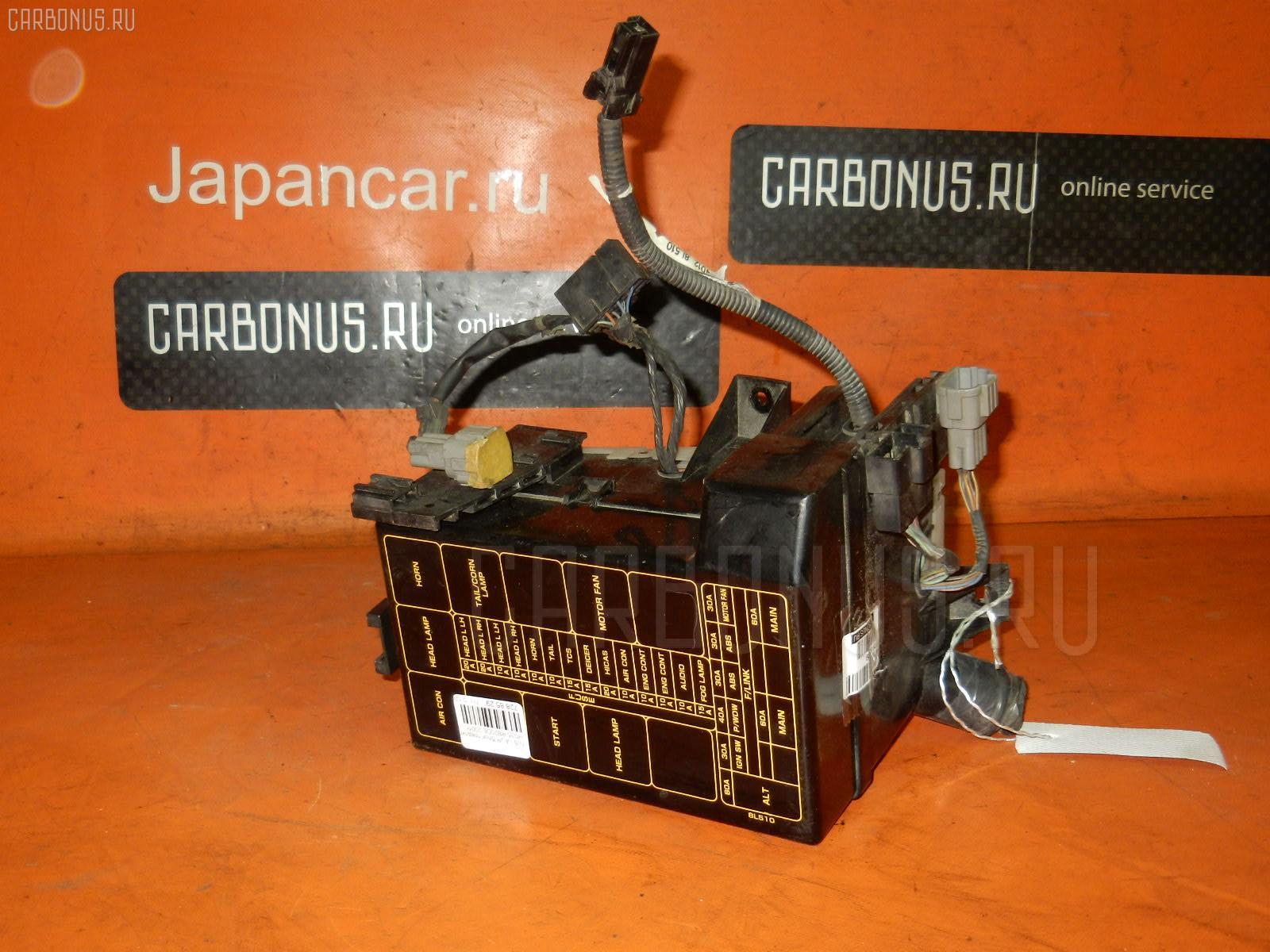 Блок предохранителей NISSAN LAUREL HC35 RB20DE. Фото 6