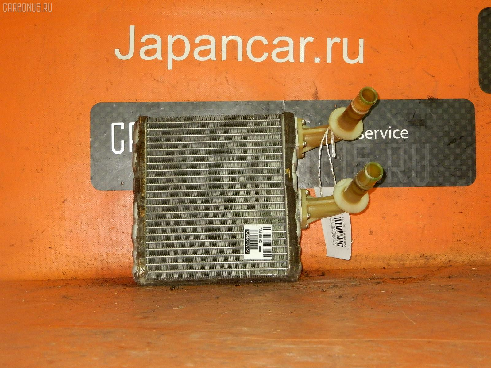 Радиатор печки NISSAN LAUREL HC35 RB20DE. Фото 8