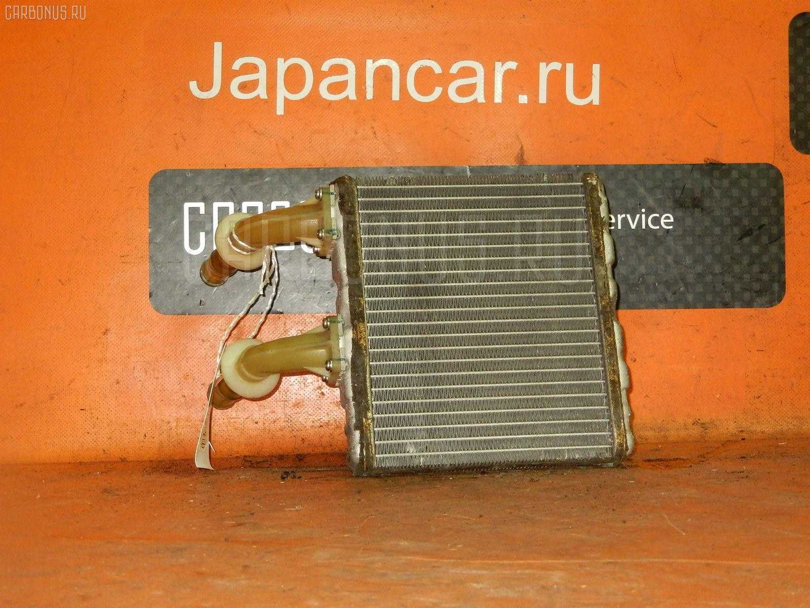 Радиатор печки NISSAN LAUREL HC35 RB20DE. Фото 7