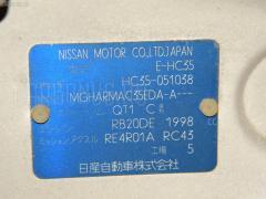 Ручка КПП Nissan Laurel HC35 Фото 3