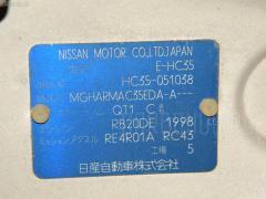 Редуктор Nissan Laurel HC35 RB20DE Фото 6