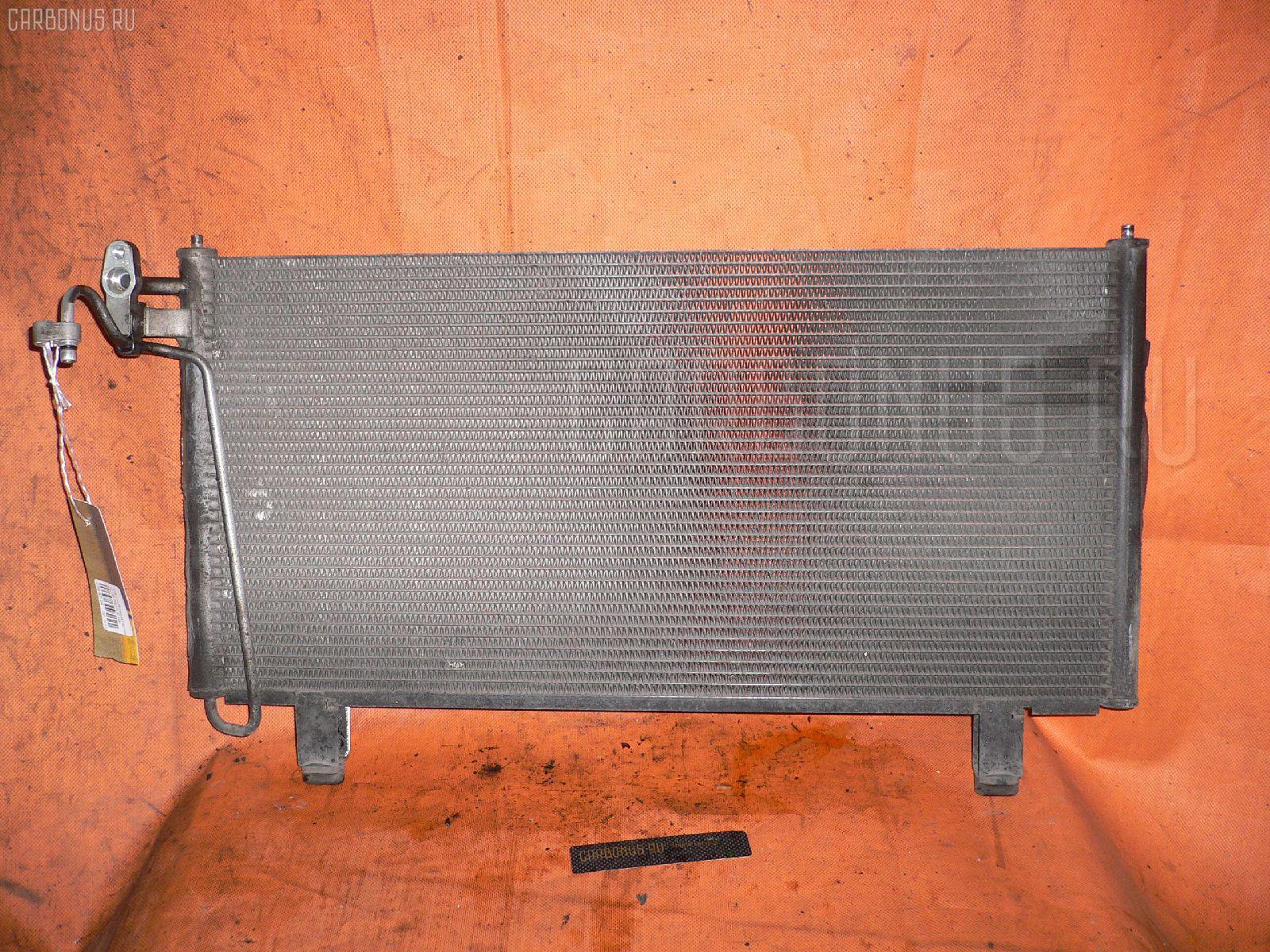 Радиатор кондиционера NISSAN LAUREL HC35 RB20DE. Фото 6