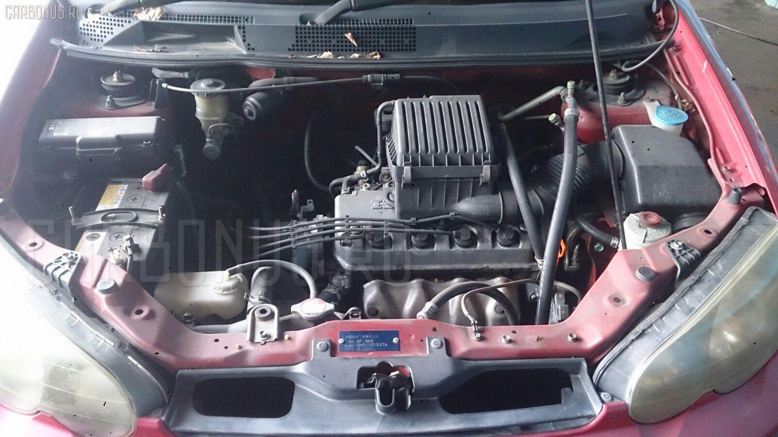 Главный тормозной цилиндр HONDA HR-V GH3 D16A Фото 8