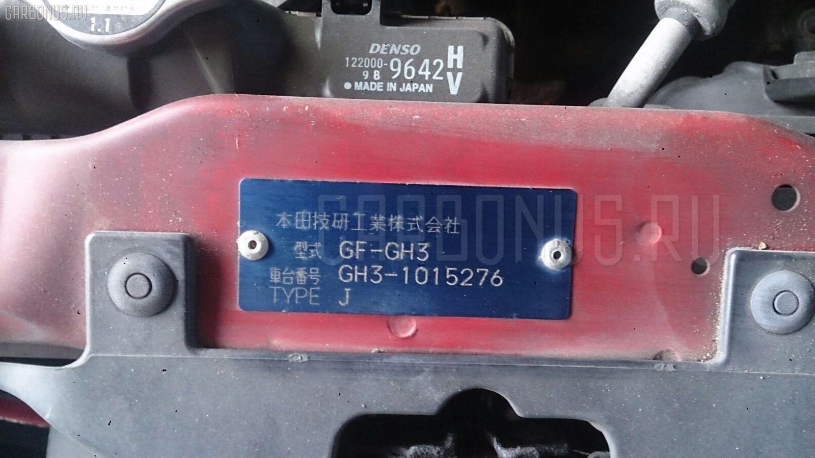 Дверь боковая HONDA HR-V GH3 Фото 8