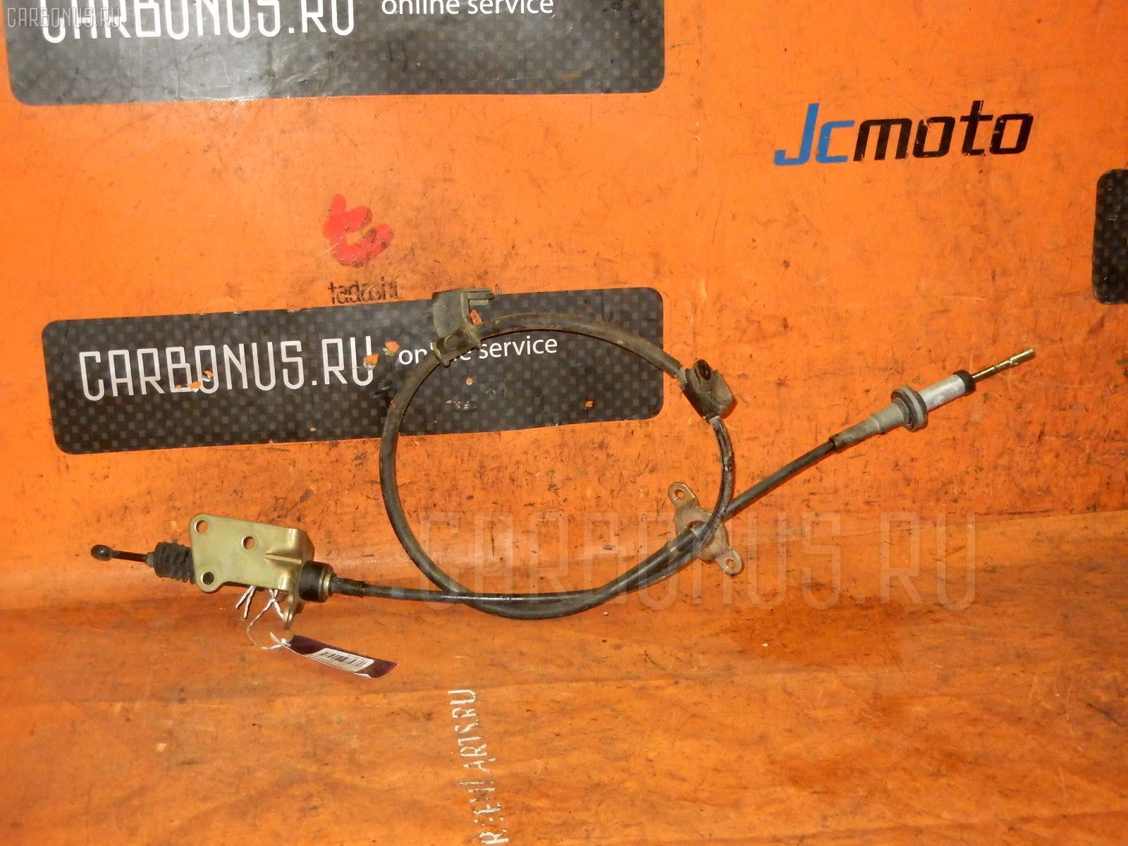 Тросик на коробку передач HONDA HR-V GH3 D16A. Фото 1