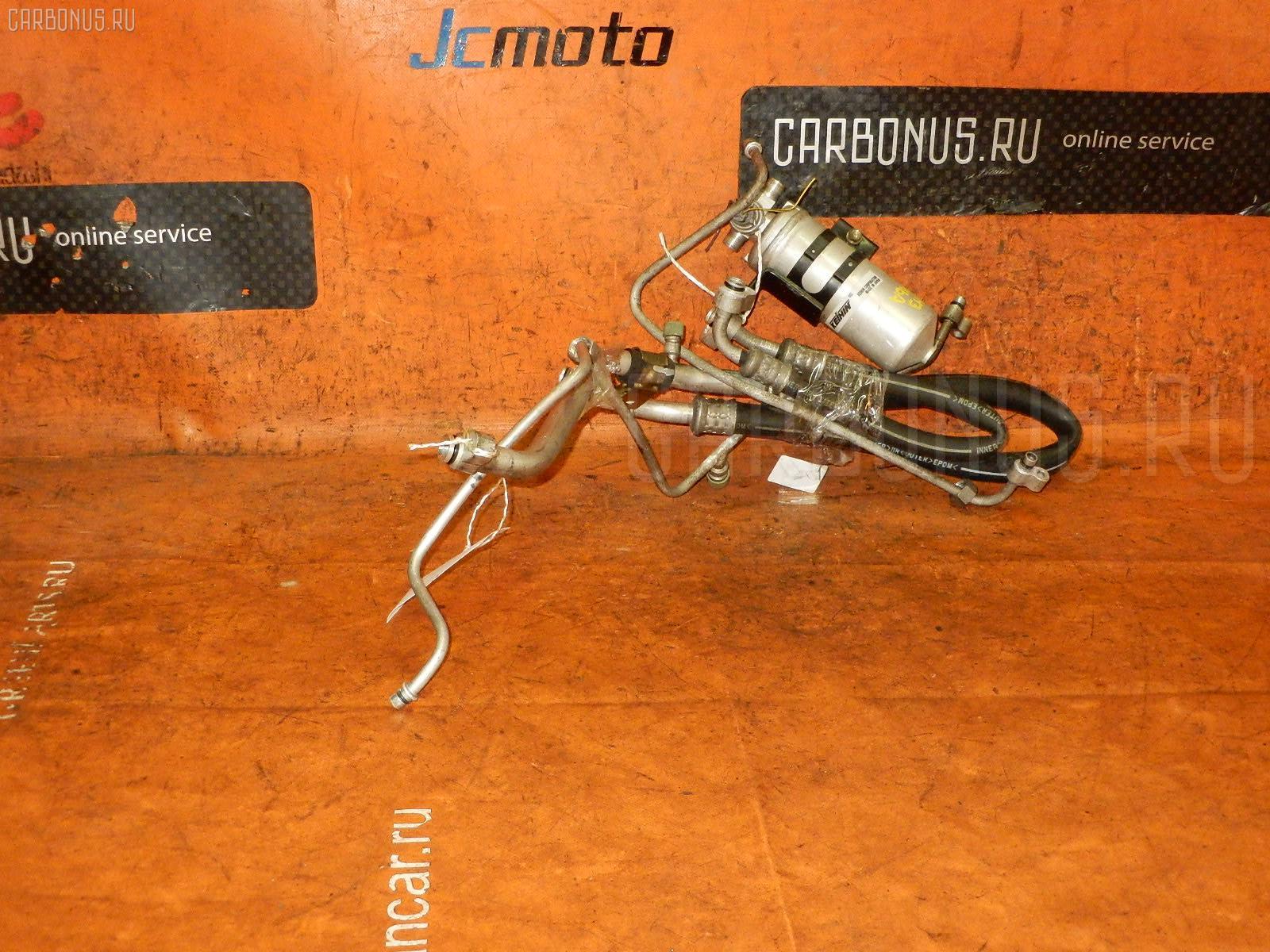 Шланг кондиционера HONDA HR-V GH3 D16A. Фото 4