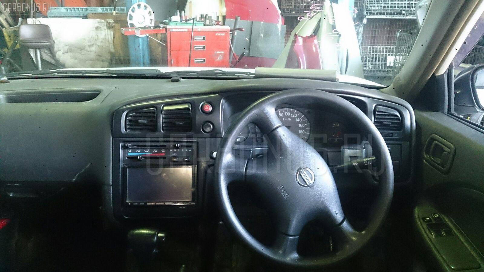 Блок управления климатконтроля NISSAN EXPERT VW11 QG18DE Фото 8