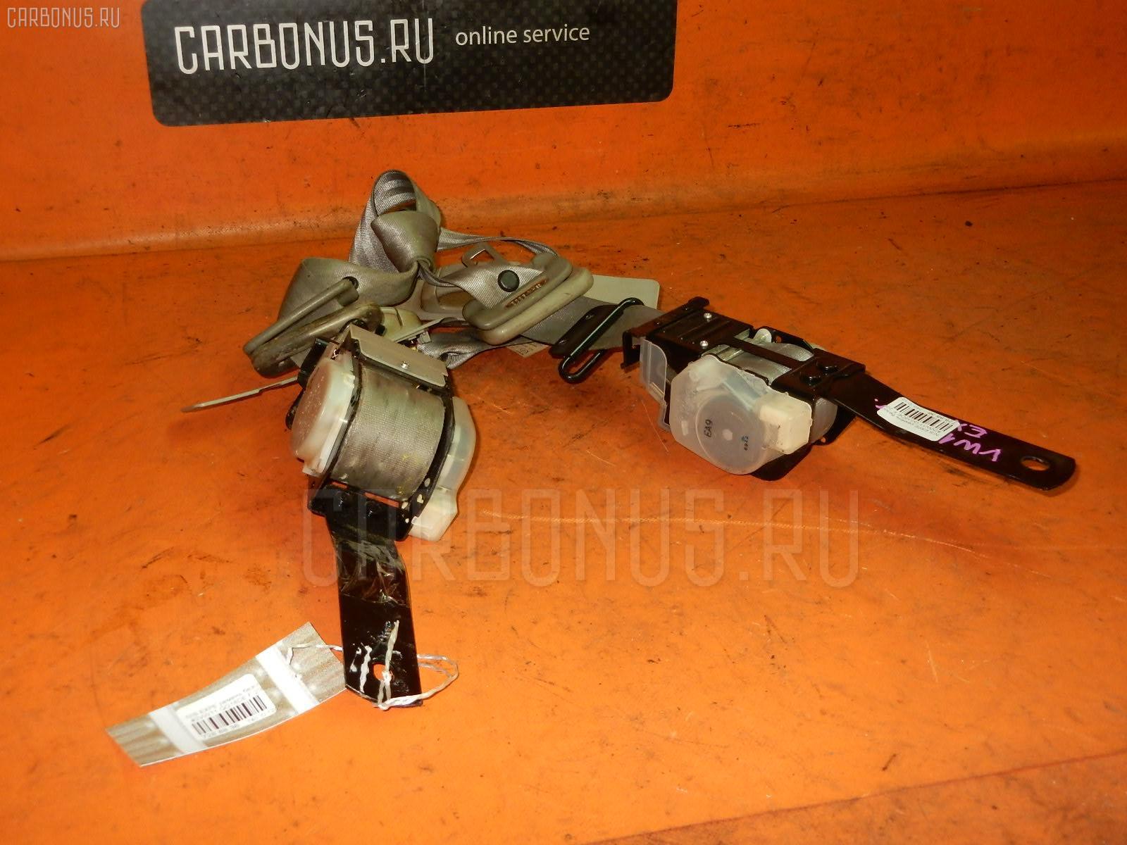 Ремень безопасности NISSAN EXPERT VW11 QG18DE Фото 1