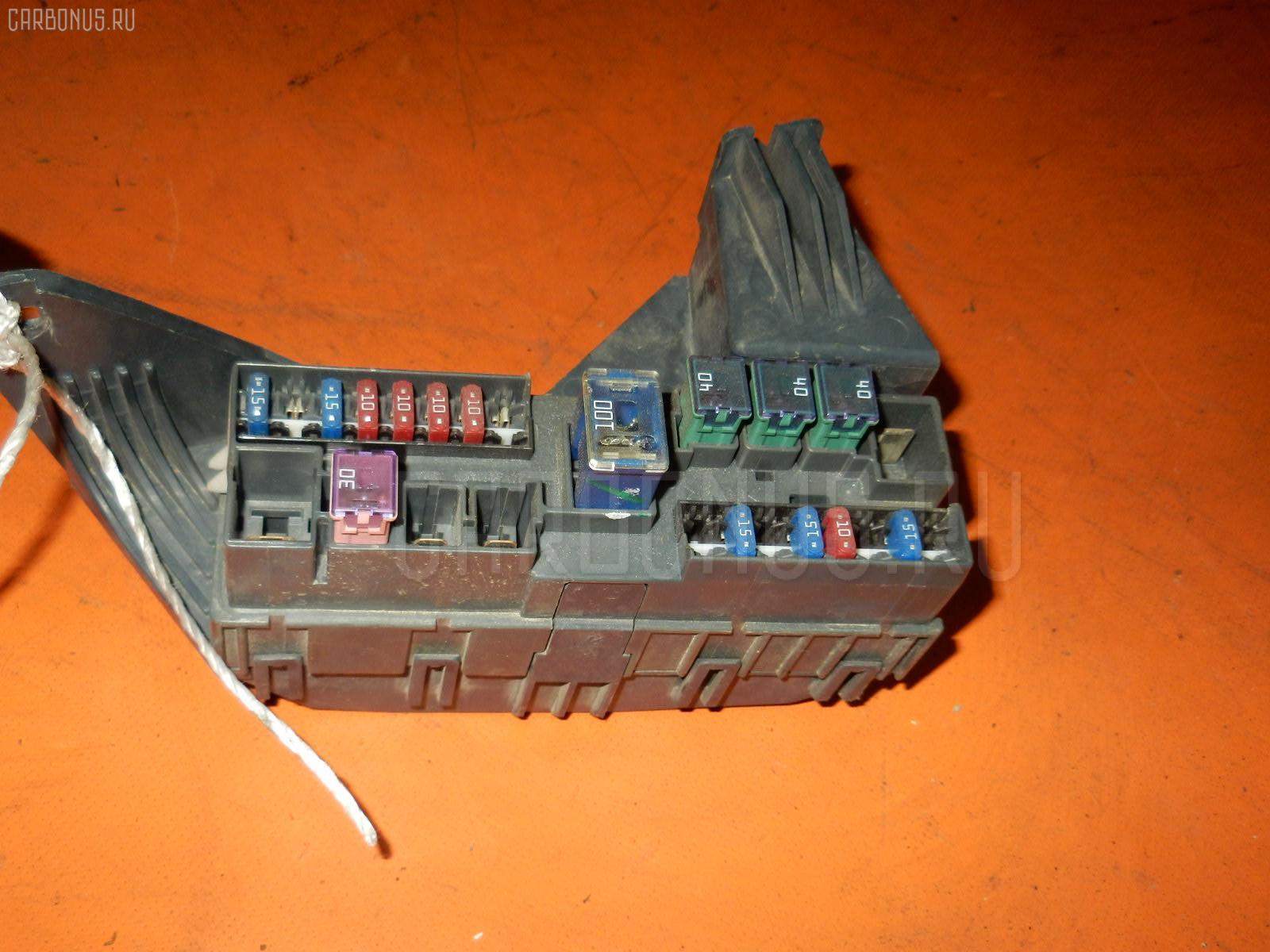 Блок предохранителей NISSAN EXPERT VW11 QG18DE. Фото 8