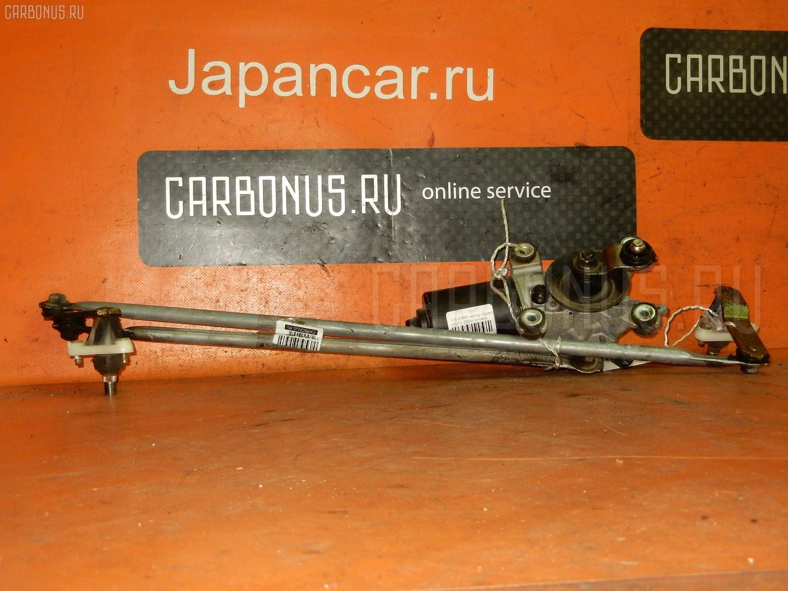 Мотор привода дворников NISSAN EXPERT VW11. Фото 3