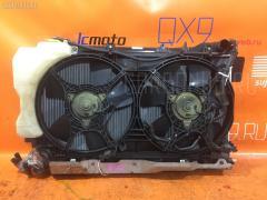 Радиатор ДВС SUBARU FORESTER SG5 EJ205