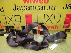 Ремень безопасности на Toyota Crown MS123 5M-GEU, Переднее расположение