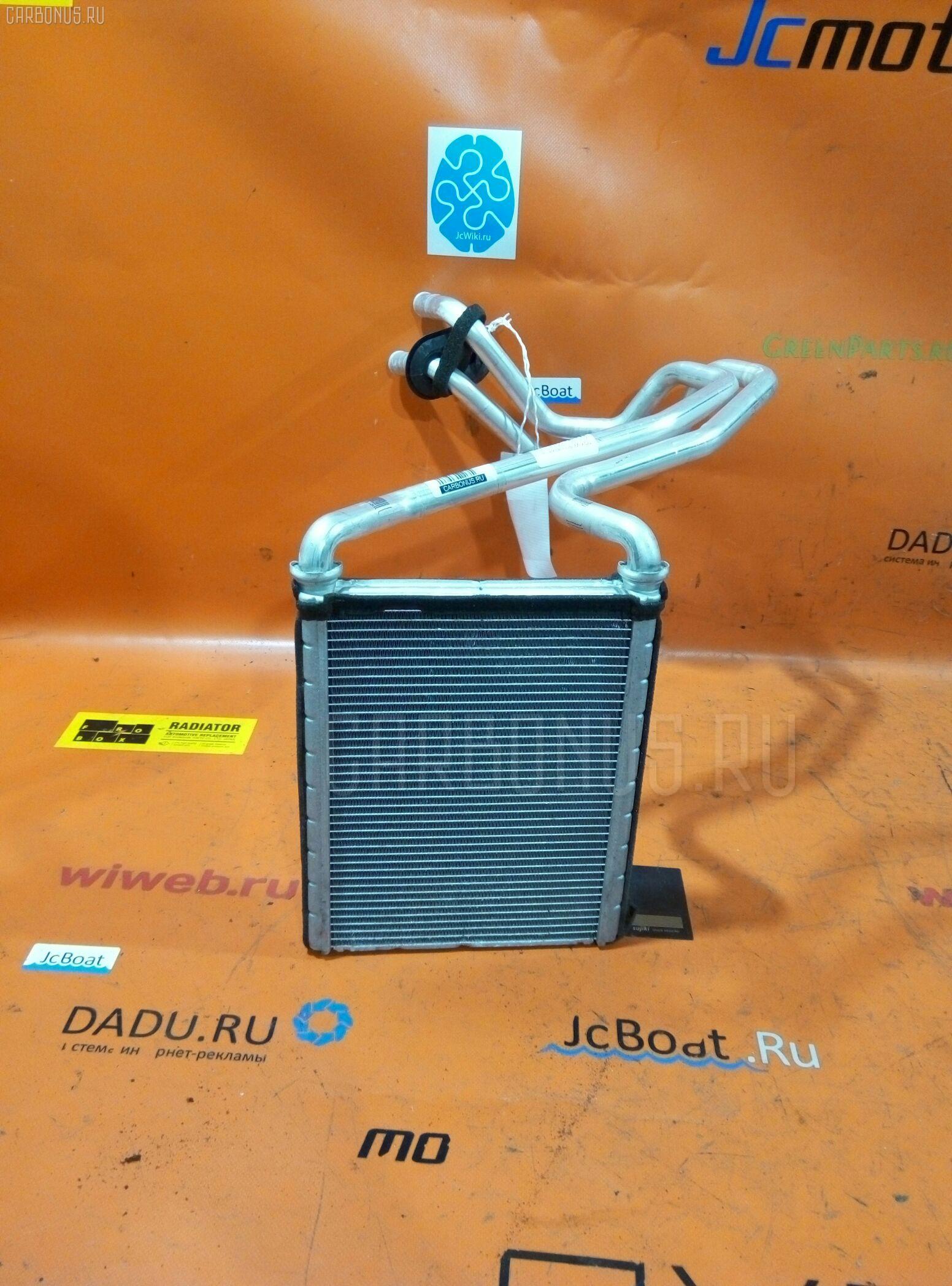 Радиатор печки TOYOTA WISH ANE10G 1AZ-FSE. Фото 11