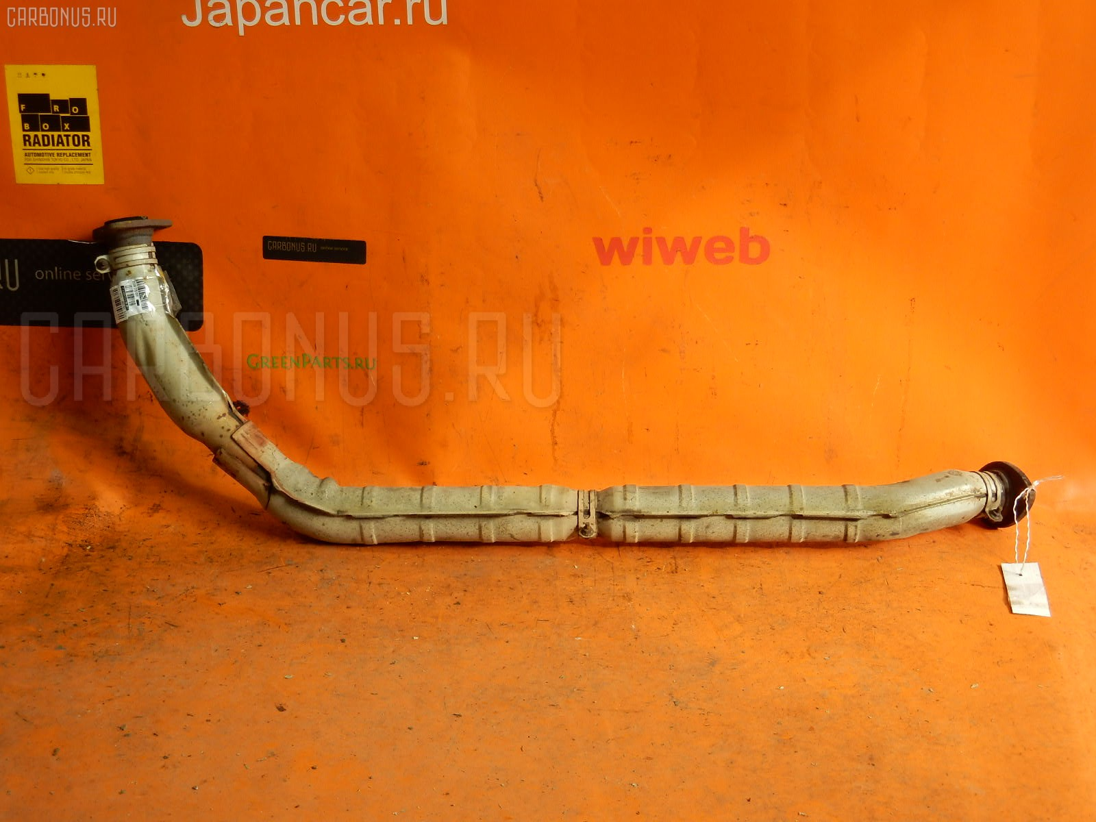Глушитель TOYOTA CHASER SX90 4S-FE. Фото 3
