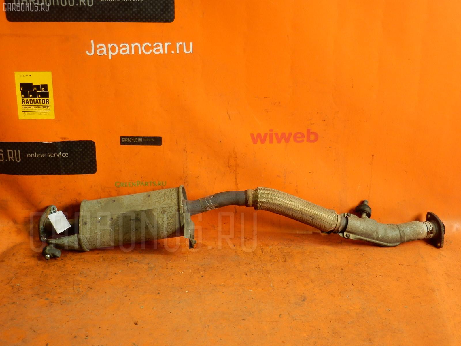 Глушитель TOYOTA CHASER SX90 4S-FE. Фото 4