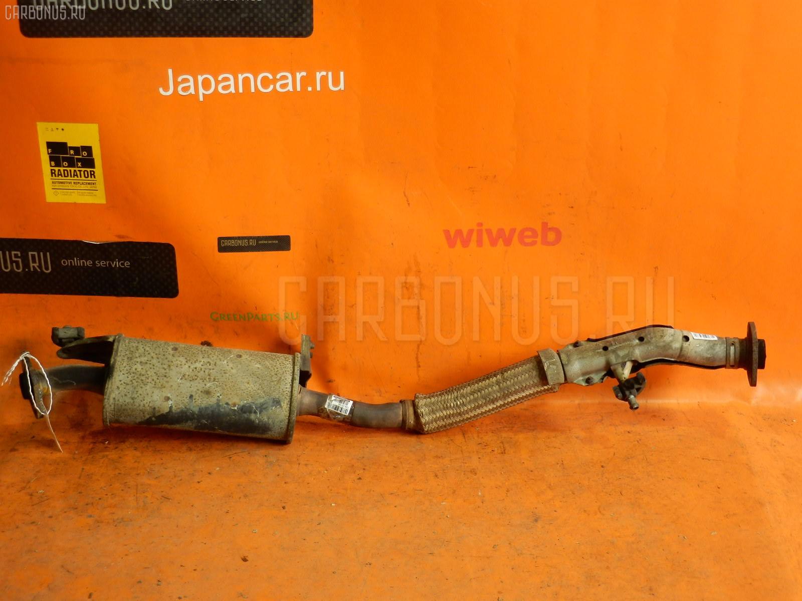 Глушитель TOYOTA CHASER SX90 4S-FE. Фото 5