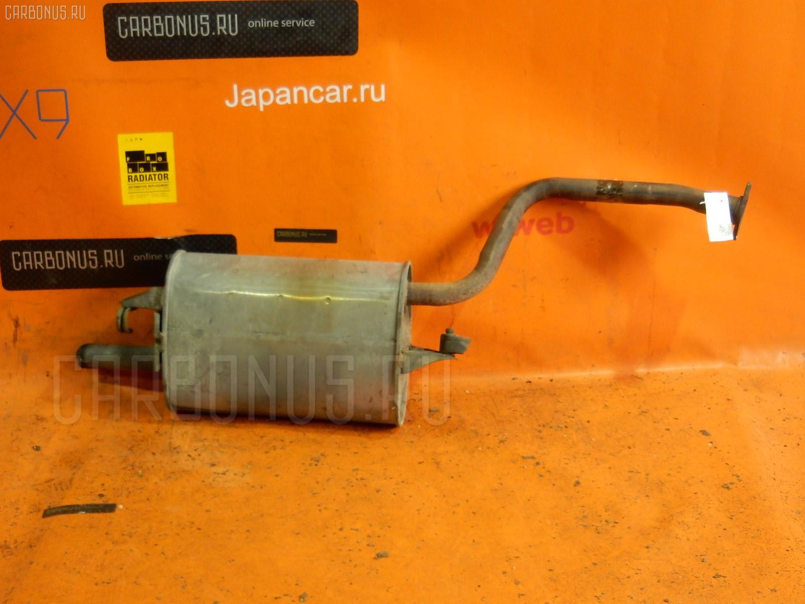 Глушитель TOYOTA CHASER SX90 4S-FE. Фото 7