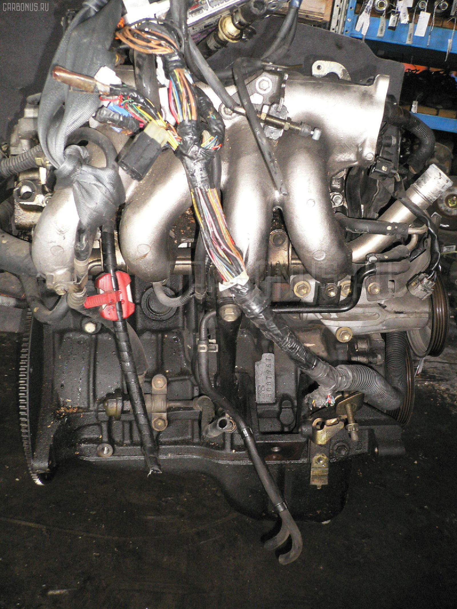 Двигатель TOYOTA LITE ACE NOAH SR40G 3S-FE. Фото 7