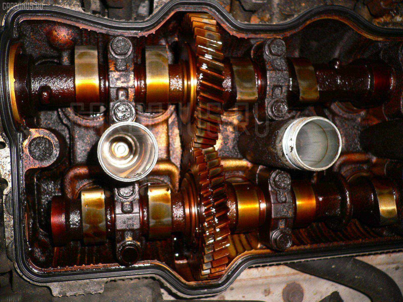Двигатель TOYOTA LITE ACE NOAH SR40G 3S-FE. Фото 2