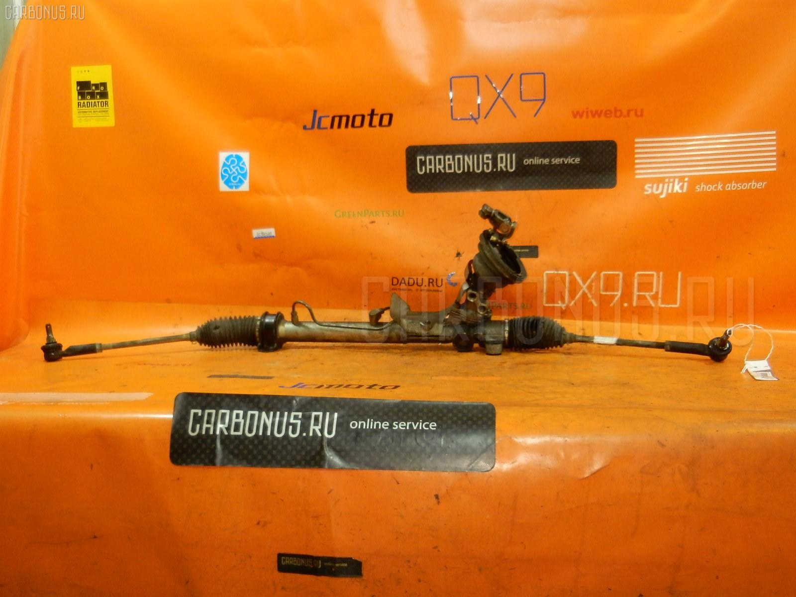 Рулевая рейка TOYOTA IST NCP61 1NZ-FE. Фото 11