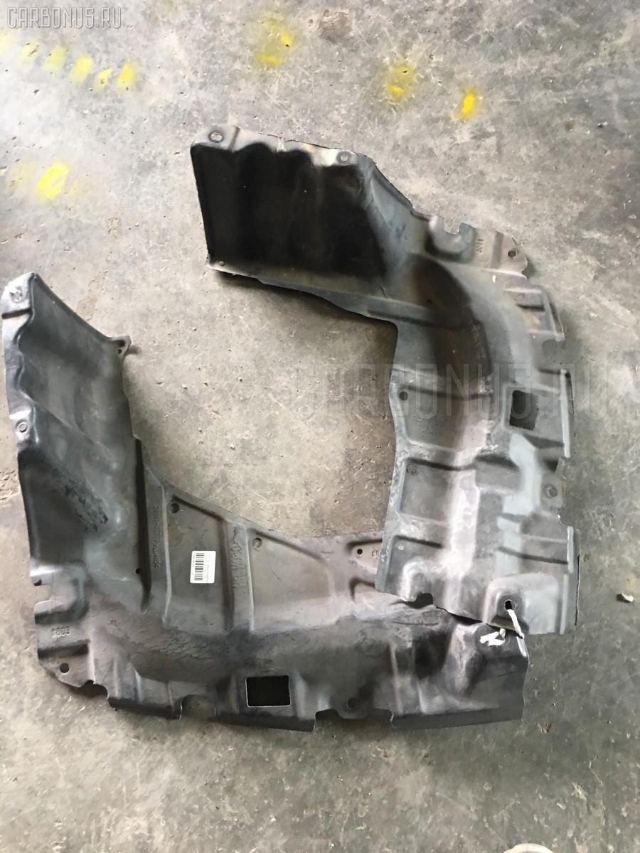 Защита двигателя TOYOTA IST NCP61 1NZ-FE. Фото 1