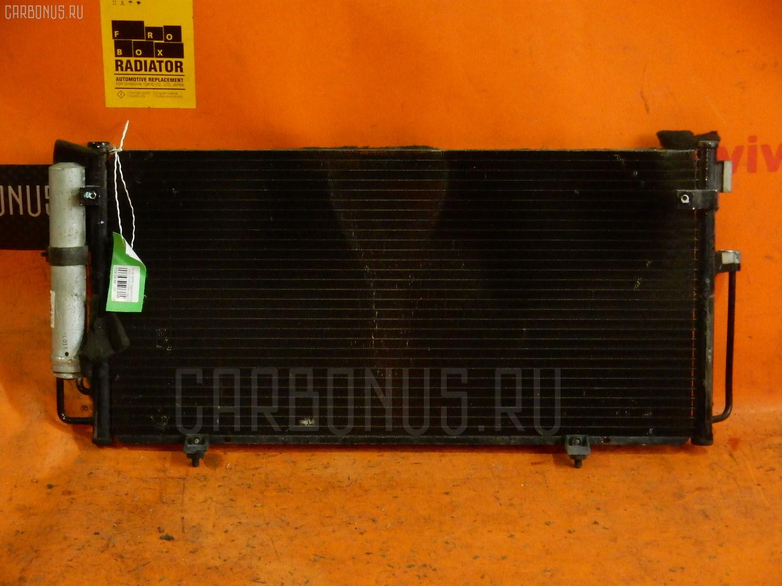 Радиатор кондиционера SUBARU IMPREZA WAGON GG2 EJ15. Фото 7