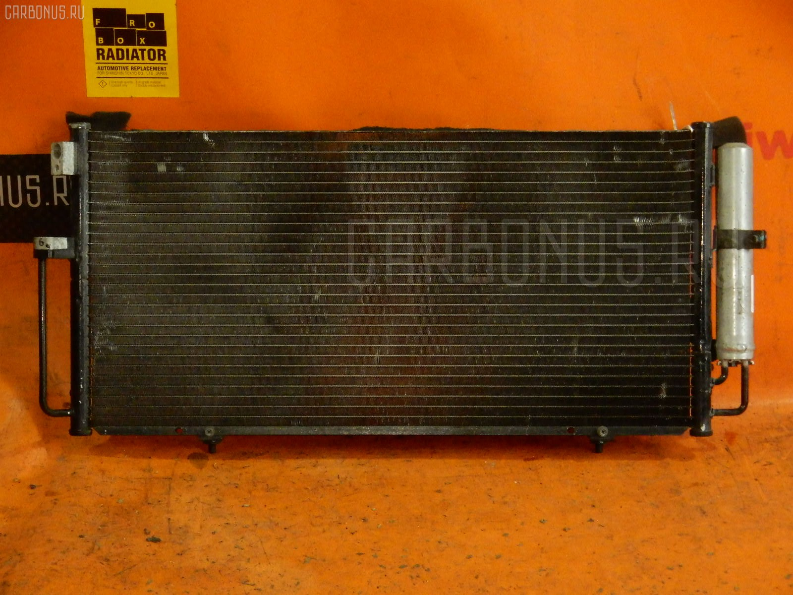 Радиатор кондиционера SUBARU IMPREZA WAGON GG2 EJ15. Фото 6
