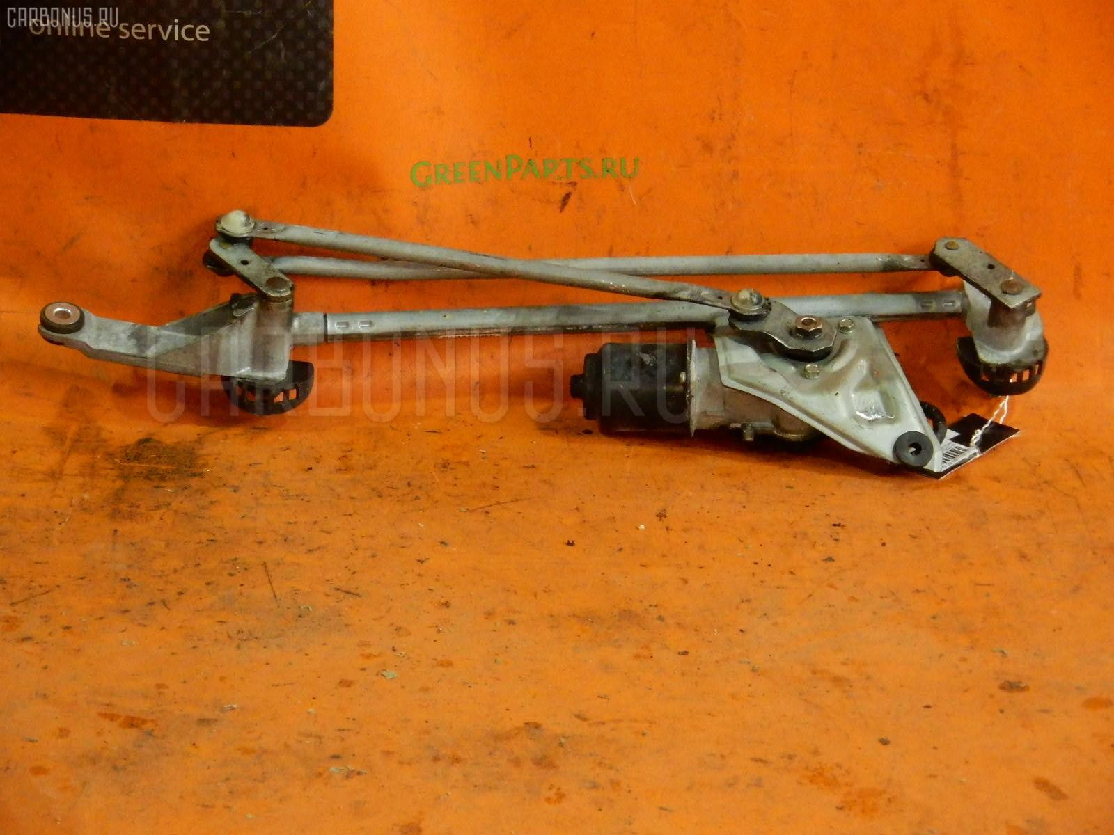 Мотор привода дворников SUBARU IMPREZA WAGON GG2. Фото 8