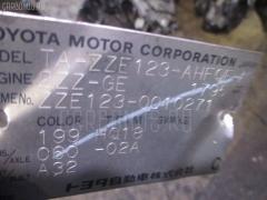 КПП механическая TOYOTA COROLLA RUNX ZZE123 2ZZ-GE