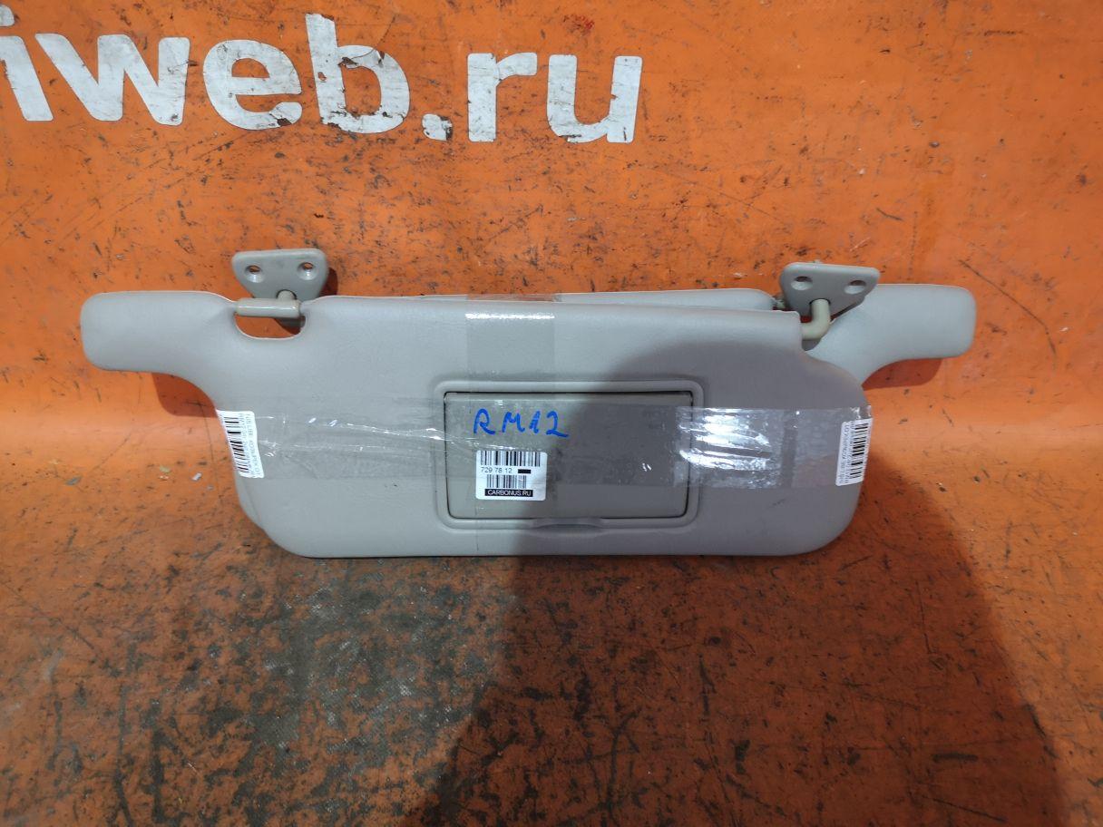 Козырек от солнца Nissan Liberty RM12 Фото 1