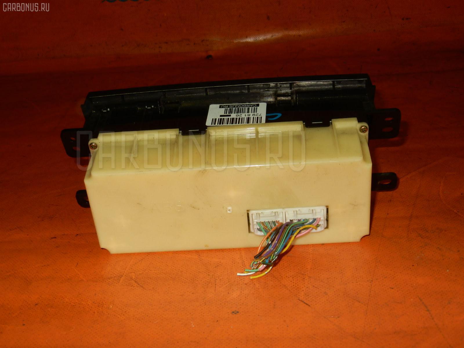 Блок управления климатконтроля MAZDA PREMACY CP8W Фото 2