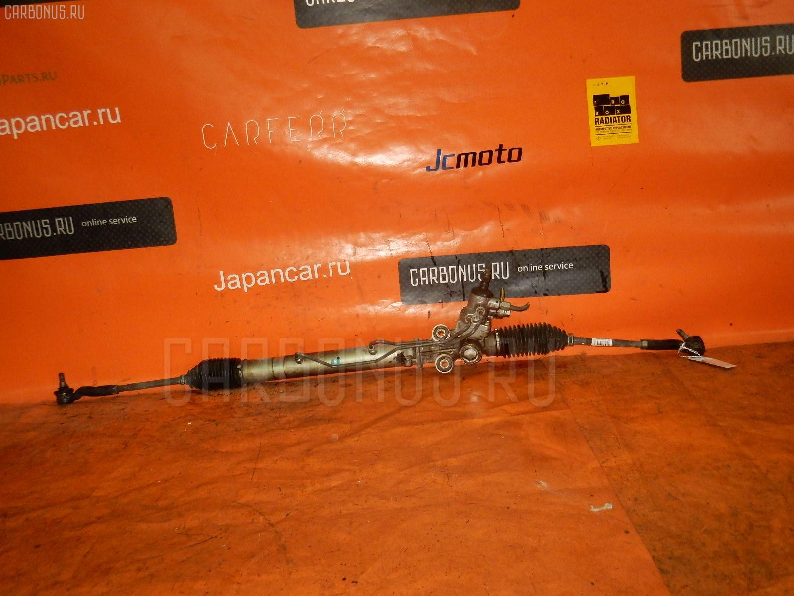 Рулевая рейка TOYOTA GX100 1G-FE. Фото 8