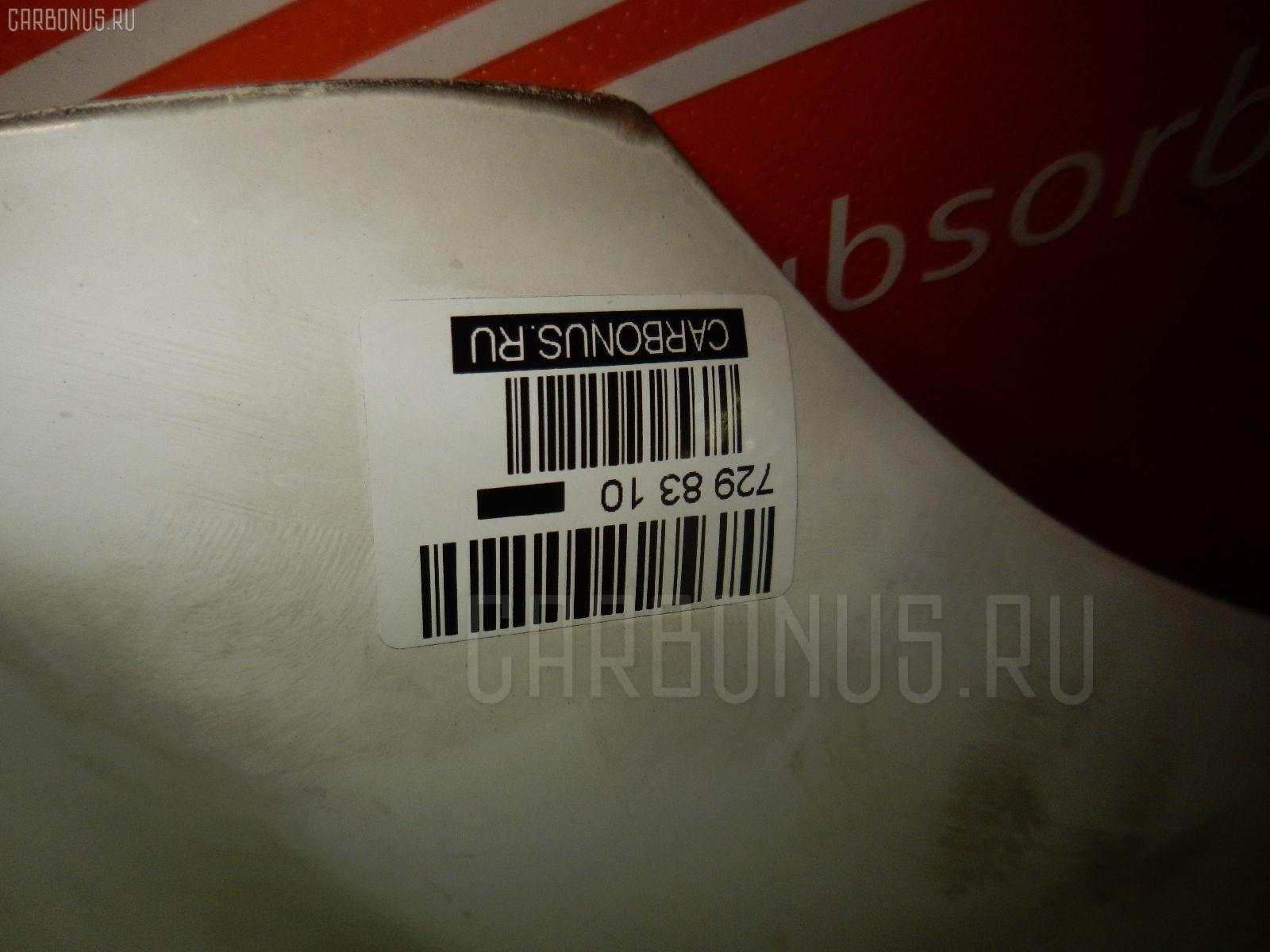Капот TOYOTA AVENSIS WAGON ZZT250W Фото 4