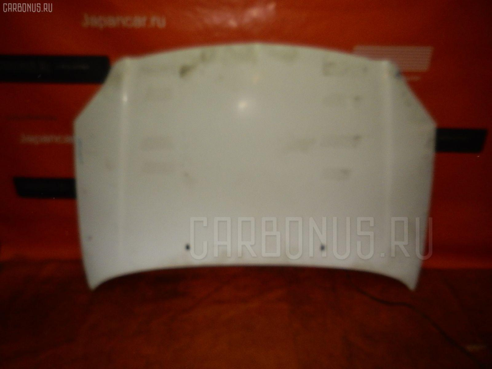 Капот Toyota Avensis wagon ZZT250W Фото 1