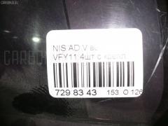 Ветровик Nissan Ad van VFY11 Фото 3