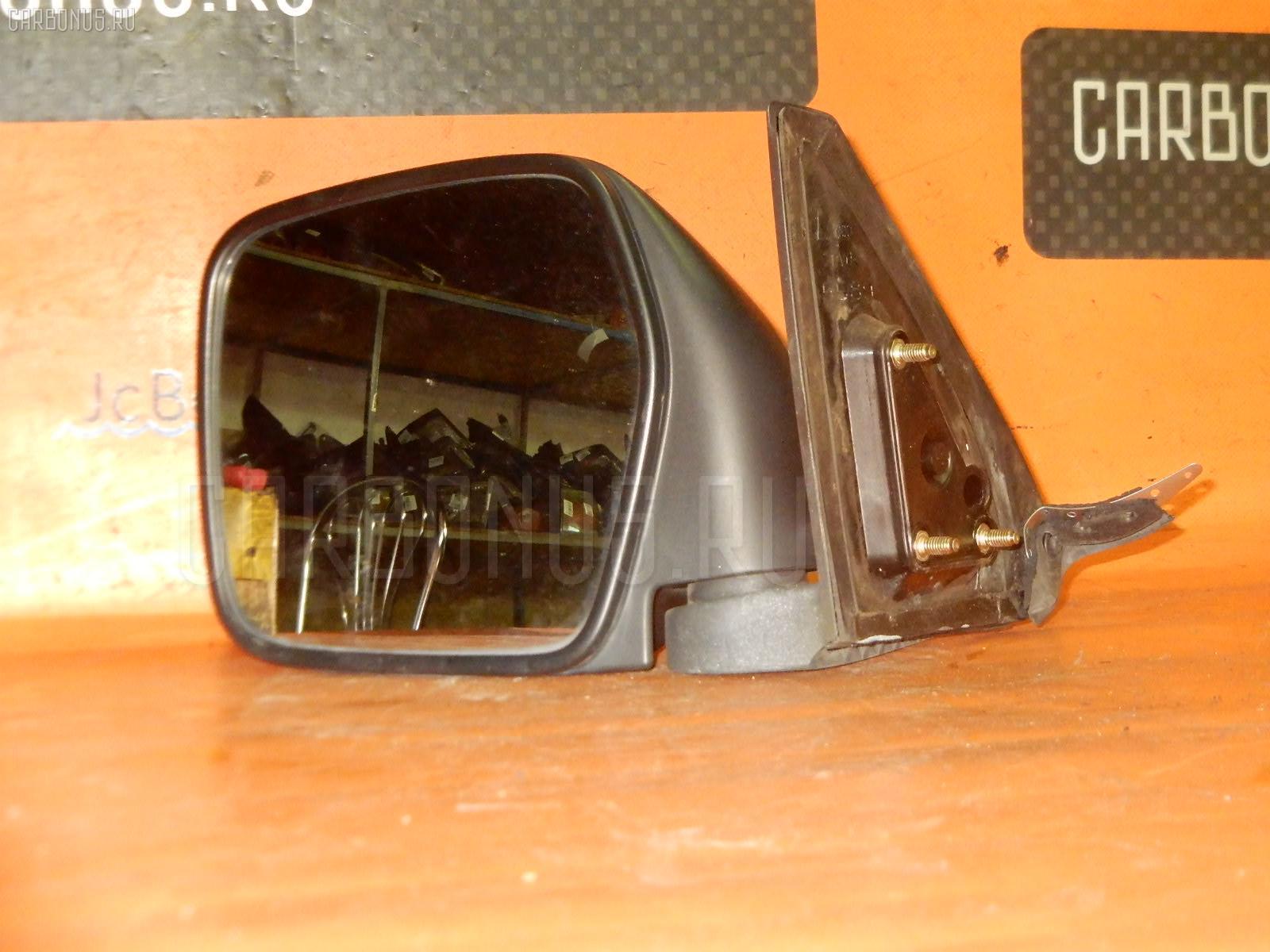 Зеркало двери боковой TOYOTA TOWN ACE NOAH KR42V. Фото 2
