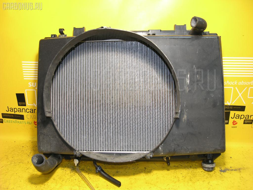 Радиатор ДВС TOYOTA LITE ACE KR42V 7K. Фото 3