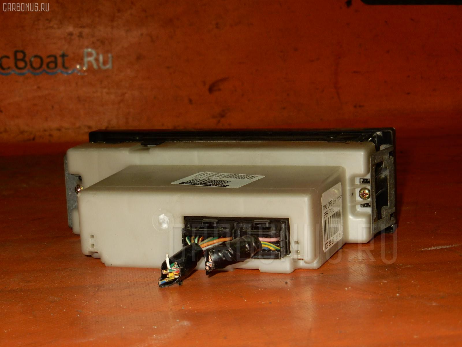 Блок управления климатконтроля MAZDA CAPELLA GF8P FP-DE. Фото 5