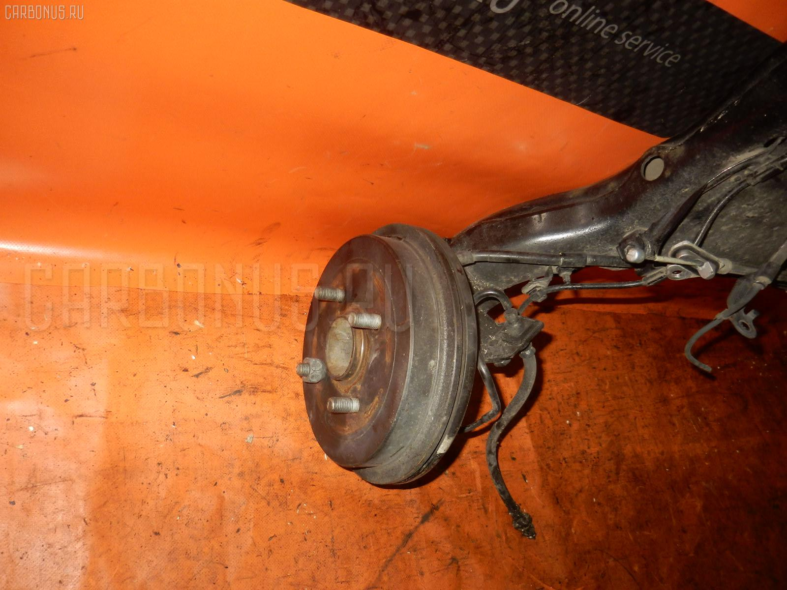 Балка подвески TOYOTA PLATZ NCP12 1NZ-FE. Фото 9